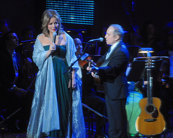 Academy Of Music 154th Anniversary Concert with Paul Simon and Renee Fleming