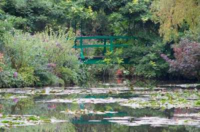 Monet's Bridge, Giverny v2
