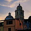 Portovenere's Church of San Lorenzo.