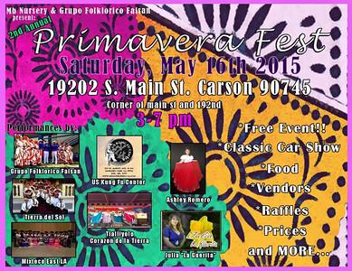 5-16-2015 PRIMAVERA FEST