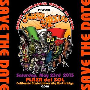 5-23-2015 FOLKLORICO DE MEXICO