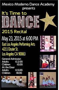 5-23-2015 DANCE
