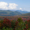 View in to Mt wash Valley ( I think) from Bear notch Road-