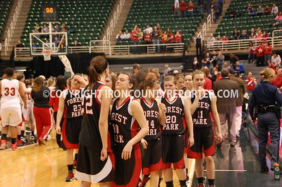 FP Girls at State Finals 4