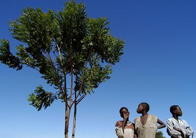 Al Geneina, Sudan, 2005