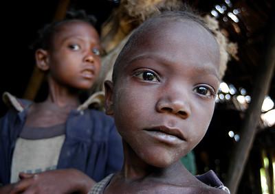Green famine, Ethiopia