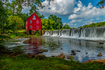 Starr's Mill HDR from a different angle
