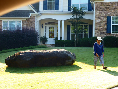 Free Rock, but how do I get it home?