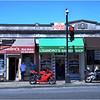 Washington Street, near Egleston Square, Jamaica Plain. May, 2013.