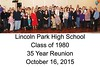 Lincoln Park Reunion centerfold