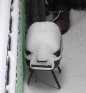 bbq hates winter
