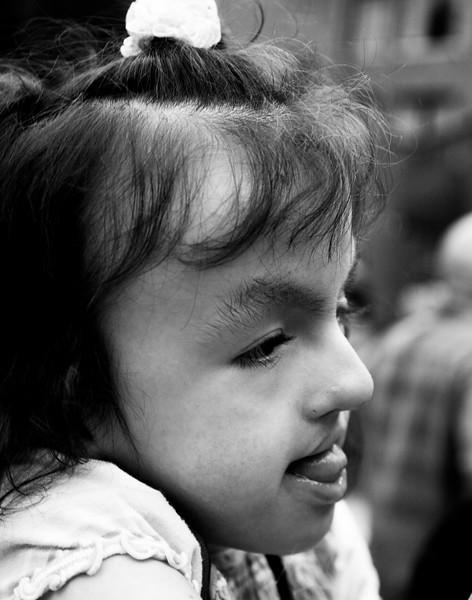 Lyndsay, age 9<br /> Trisomy 18