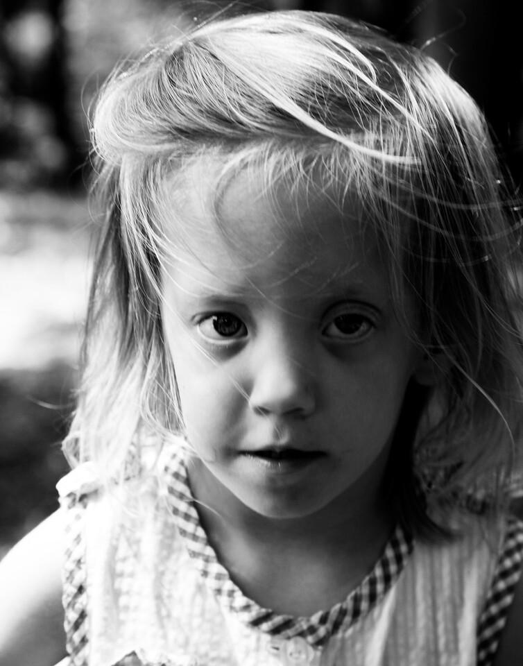 Maiya, age 2<br /> Trisomy 8