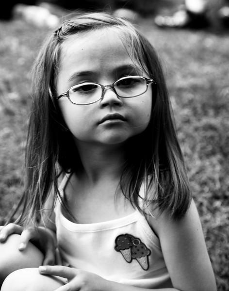 Aleah, age 5<br /> Trisomy 14