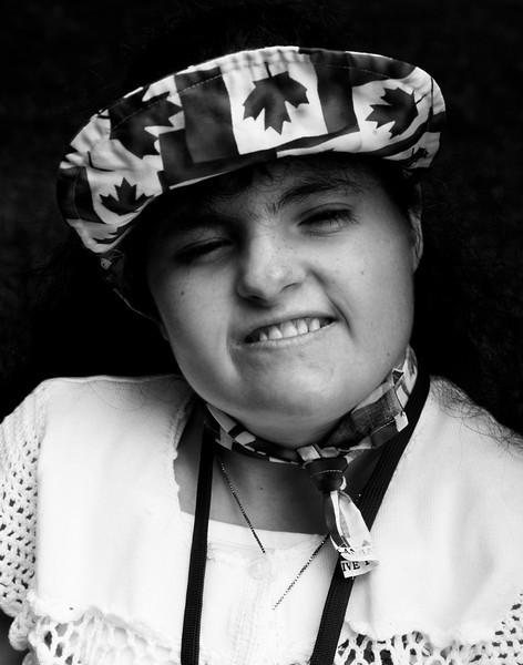 Carey Ann, age 25<br /> Trisomy 18
