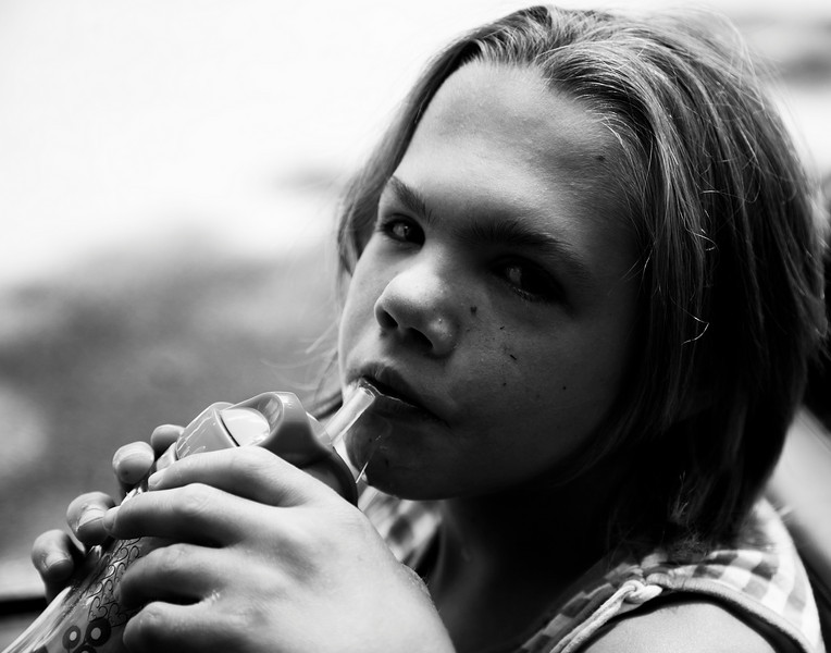Gabby, age 11<br /> Trisomy 13