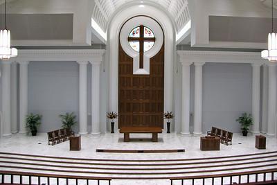Inside new Sanctuary