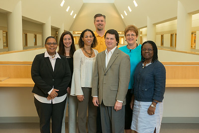 2015 Faculty Center Staff