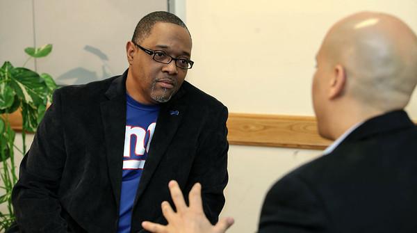 Faith, Family and Fatherhood Newark 2014
