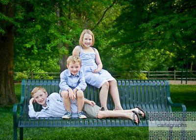 Kids on Bench!-
