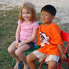 Lexi and Dillon at Carter's game