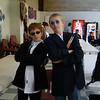 Two of the Beatles, Spirit Week(Carter was George Harrison)