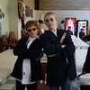 Two of the Beatles, Spirit Week(Carter was George Harrison)