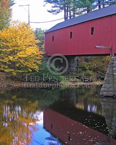 Swanzey,NH Cresson Bridge
