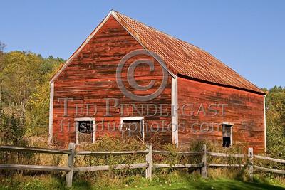 Ashland,NH - US Rt.3 - Barn