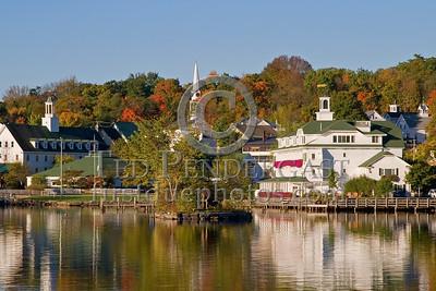 Meredith,NH - Lake Winnipesaukee - from Pleasant St. -