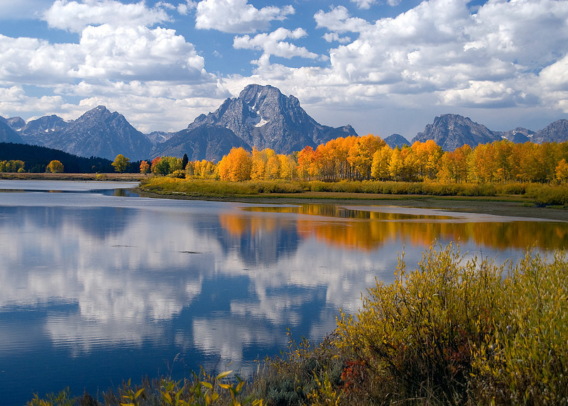 Brenda's shot of Oxbow Bend