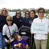 Team Brookdale organised by Nancy O'Shea and Linda Mass at Memory Walk 2009 - Pt. Pleasant Beach, September.