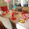 Mirren's 4th birthday party