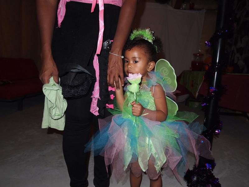 Jaelle's Halloween party