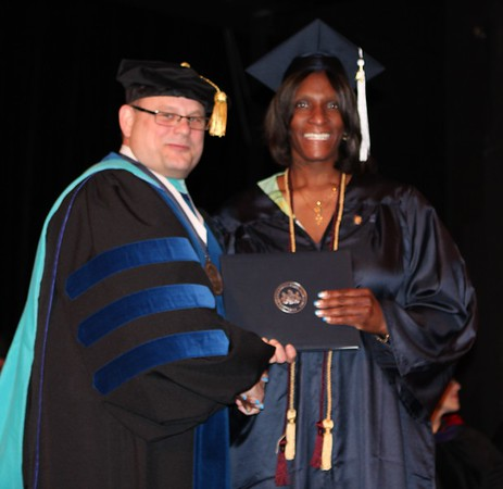 Fall 2014 Commencement Grads