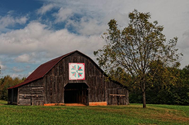 Barn near Hwy 18, North Wilkesboro