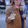 Kestrel Hawk named Zip-it
