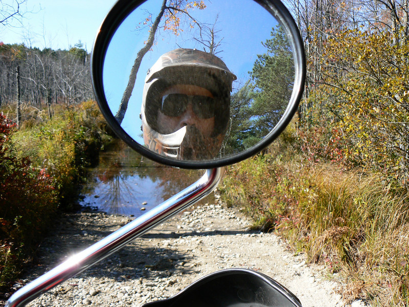 Obligatory self portrait in the mirror shot