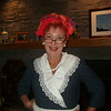 "I went as Lucy (as in.... ""I love Lucy""...)  I think I kind of look like her, huh?"