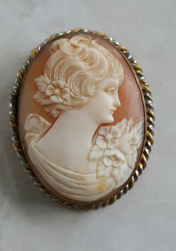 Large cameo