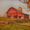 Barn on Racoon Road, Waynesville