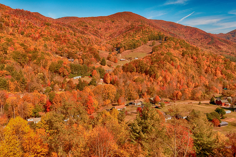 Maggie Valley View I