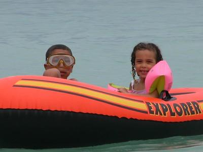 A la plage 2004