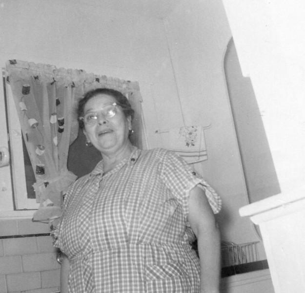 Ed's Grandma Diaz