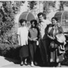 Mom, Aunt Lucy, Uncle Tony & Grandma at San Diago Zoo