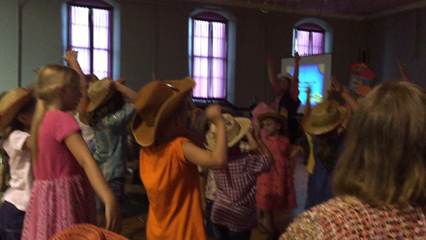 Vacation Bible School 2015 Son Roundup