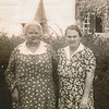 Mamaw Ellis and her friend, Maggie Knowles