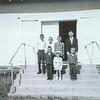 Easter Sunday, April 1964 - Bottoms Baptist Church - Bobby Ellis, Billy Ellis, Jimmy Ellis, Gary McMurtry, Craig McMurtry, Marsha Ellis and Alan Ellis.
