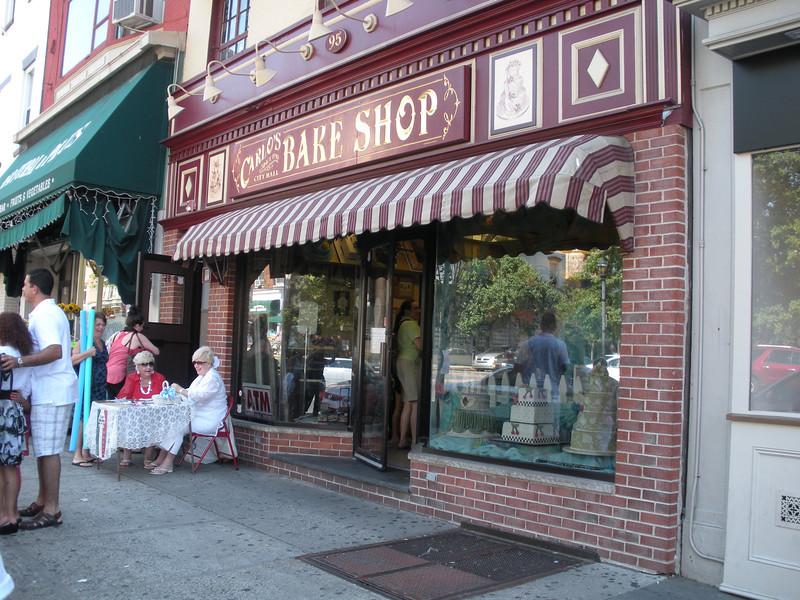 "We finally made it.... Carlos bakery!!! ""Cake Boss""..... So Good!!! July 10th, 2011"