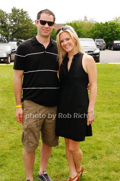 Sean Sachs and Erika Austin<br /> photo by Rob Rich © 2009 robwayne1@aol.com 516-676-3939